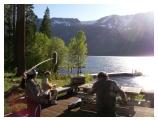 Filming Mike May in Tahoe