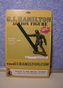 G.I. Hamilton Action Figure