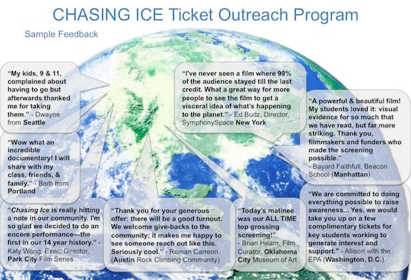 2012 ticket outreach program